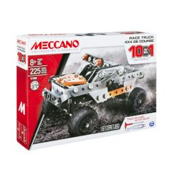 MECCANO -  4X4 DE COURSE - 10 EN 1 17203