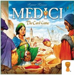 MEDICI -  THE CARD GAME (MULTILINGUAL)