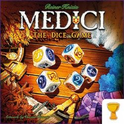 MEDICI -  THE DICE GAME (ANGLAIS)