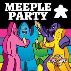 MEEPLE PARTY -  JEU DE BASE