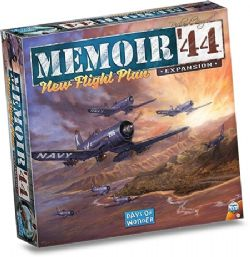 MEMOIR '44 -  NEW FLIGHT PLAN (ANGLAIS)