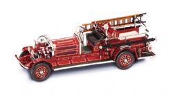 MERCEDES-BENZ -  1925 AHRENS FOX N-S-4 FIRE TRUCK ÉCHELLE 1/43