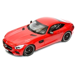MERCEDES-BENZ -  AMG GT 1/18 - ROUGE