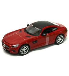 MERCEDES-BENZ -  AMG GT 1/24 - ROUGE