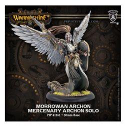 MERCENARIES -  MORROWAN ARCHON -  WARMACHINE