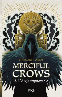 MERCIFUL CROWS -  L'AIGLE IMPITOYABLE 02