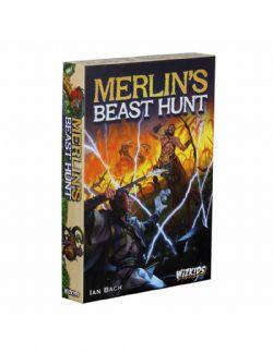 MERLIN'S BEAST HUNT (ANGLAIS)