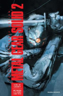 METAL GEAR SOLID -  SONS OF LIBERTY 02
