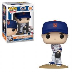 METS DE NEW YORK -  FIGURINE POP! EN VINYLE DE JACOB DEGROM #48 (10 CM) 36