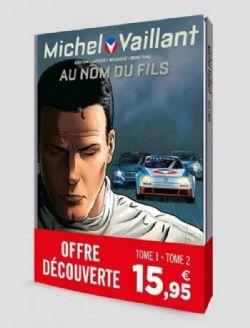 MICHEL VAILLANT -  TOME 01 ET 02 -  MICHEL VAILLANT - NOUVELLE SAISON