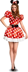 MICKEY ET SES AMIS -  COSTUME DE MINNIE MOUSE