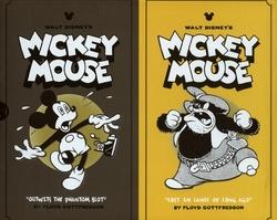 MICKEY MOUSE -  DISNEY MICKEY MOUSE BOX SET HC VOL 05 & 06 05/0