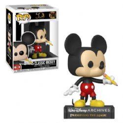 MICKEY MOUSE -  FIGURINE POP! EN VINYLE DE CLASSIC MICKEY (10 CM) -  WALT DISNEY ARCHIVES 798