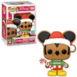 MICKEY MOUSE -  FIGURINE POP! EN VINYLE DE MICKEY MOUSE PAIN D'ÉPICES (10 CM) 994