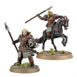 MIDDLE-EARTH STRATEGY BATTLE GAME -  EOMER : MARSHAL OF THE RIDDERMARK