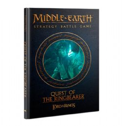 MIDDLE-EARTH STRATEGY BATTLE GAME -  QUEST OF THE RINGBEARER (ANGLAIS)