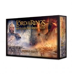 MIDDLE-EARTH STRATEGY BATTLE GAME -  THE LORD OF THE RINGS : BATTLE OF PELENNOR FIELDS (ANGLAIS)