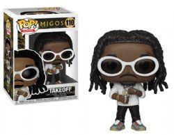 MIGOS -  FIGURINE POP! EN VINYLE DE TAKEOFF (10 CM) 110