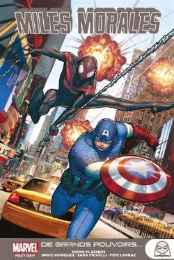 MILES MORALES -  DE GRANDS POUVOIRS... -  ULTIMATE COMICS: SPIDER-MAN (2011)