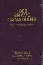 MILITAIRE -  1000 BRAVE CANADIANS