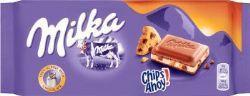 MILKA -  CHOCOLAT CHIPS AHOY !