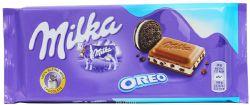 MILKA -  CHOCOLAT LAIT OREO
