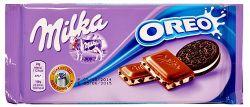 MILKA -  CHOCOLAT OREO