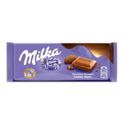 MILKA -  DESSERT AU CHOCOLAT