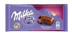 MILKA -  EXTRA CACAO