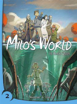 MILOS WORLD -  BLACK QUEEN TP 02