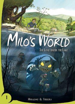 MILOS WORLD -  LAND UNDER LAKE TP 01