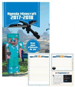 MINECRAFT -  AGENDA 2017-2018