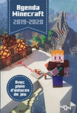 MINECRAFT -  AGENDA MINECRAFT 2019-2020