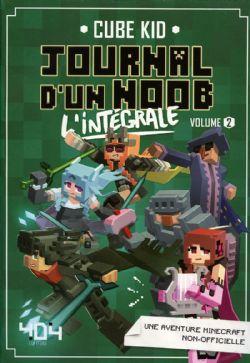 MINECRAFT -  INTÉGRALE (TOMES 04 À 06) -  JOURNAL D'UN NOOB 02