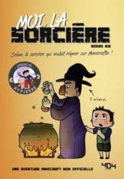 MINECRAFT -  MOI, LA SORCIÈRE