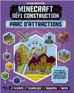 MINECRAFT -  PARC D'ATTRACTION -  DÉFI CONSTRUCTION