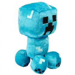 MINECRAFT -  PELUCHE CHARGED CREEPER (7