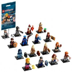 MINI-PERSONNAGE -  1 MINI-PERSONNAGE ALÉATOIRE LEGO - 16 À COLLECTIONNER 2 -  HARRY POTTER 2