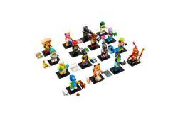MINI-PERSONNAGE -  1 MINI-PERSONNAGE ALÉATOIRE LEGO - 16 À COLLECTIONNER -  SÉRIE 19