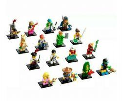 MINI-PERSONNAGE -  1 MINI-PERSONNAGE ALÉATOIRE LEGO - 16 À COLLECTIONNER -  SÉRIE 20