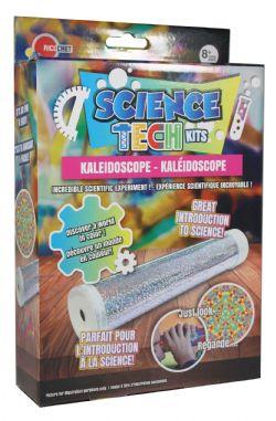 MINI TECHNO SCIENCE KIT -  KALÉIDOSCOPE (MULTILINGUE)