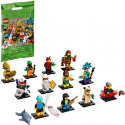 MINIFIGURES -  1 MINI-PERSONNAGE ALÉATOIRE LEGO - 12 À COLLECTIONNER 21