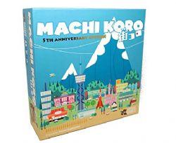 MINIVILLES -  MACHI KORO - 5TH ANNIVERSARY EDITION  (ANGLAIS)