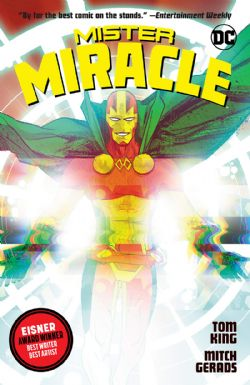 MISTER MIRACLE -  MISTER MIRACLE TP