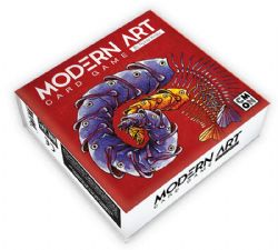 MODERN ART: THE CARD GAME (ANGLAIS)