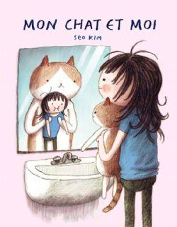MON CHAT ET MOI
