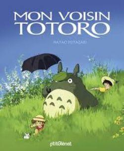 MON VOISIN TOTORO -  ALBUM DU FILM (ÉDITION 2018)