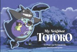 MON VOISIN TOTORO -  ENSEMBLE DE 10 CARTES POP-UP