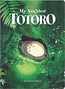 MON VOISIN TOTORO -  ENSEMBLE DE 30 CARTES POSTALES