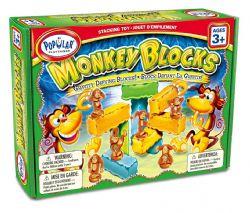 MONKEY BLOCKS (ANGLAIS)